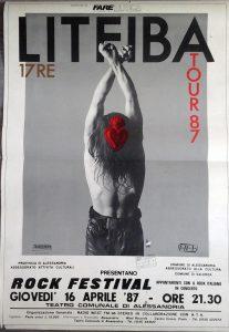 Litfiba (1987)