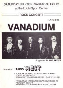 Vanadium (1983)