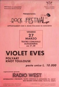 Violet Eves + Polyart + Knot Toulouse