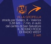 Today: Radio West a PEM! (2018)