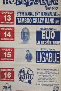 Today: 15 settembre 1990, il concerto di Ligabue