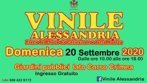Today: Vinile Alessandria 2020
