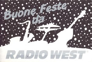 Today: Radio West on air in Australia (19 dicembre 2020)
